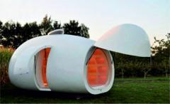 Анонс: Дизайнерские проекты мобильных зданий