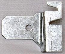 Держатель шин (полоса) заземления К-188у2