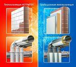 Жидкая теплоизоляция АСТРАТЕК в строительстве
