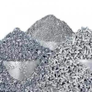 Пудра алюминиевая ПАП-1 и ПАП-2