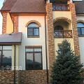 Фото Окраска фасадов фактурной краской