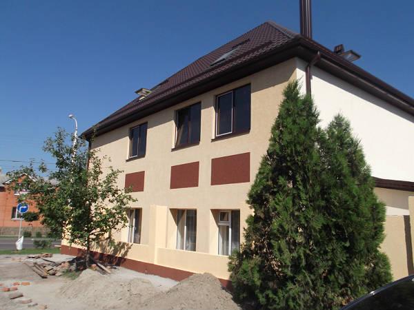Фото Отделка и облицовка фасада клинкерной плиткой