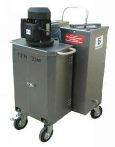 Установка универсальная для пенополиуретана ПГМ-20АТ