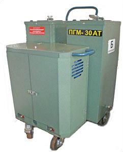 Установка для заливки пенополиуретана ПГМ-30АТ