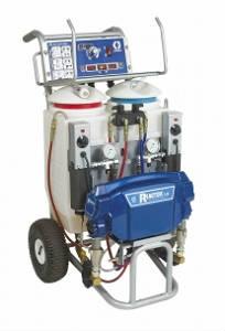 Оборудование GRACO для пенополиуретана. Дозатор Reactor E-10