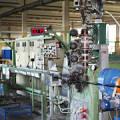 Фото 1: Оборудование для изготовления кабеля