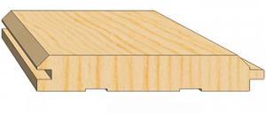 Вагонка из лиственницы. Различные размеры, первоклассное качество