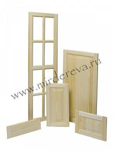 Мебельные фасады из массива