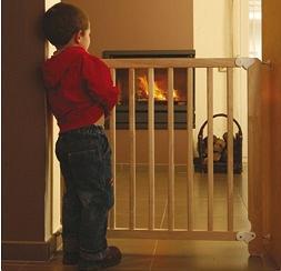 Детские ворота безопасности MINKA
