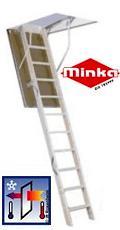 Складная чердачная лестница STANDART