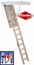 Складная чердачная лестница TRADITION