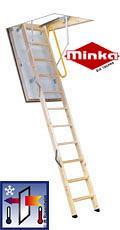 Складная чердачная лестница POLAR EXTREM