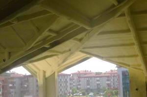 Утепление мансардного этажа в многоэтажном панельном доме Kucherenkoff & Co