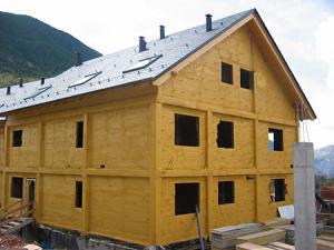 Утепление деревянного дома, брусового дома