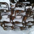 Фото 4: Гусеницы МТ-ЛБ широкие, МТЛБ РМШ, ГАЗ-71, ГТСМ, ГТ-Т