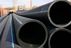 Трубы полиэтиленовые ПВД напорные для питьевого водоснабжения, газопроводов, канализации