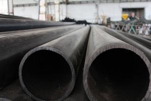 Трубы полиэтиленовые (ПНД) монтажные d=110 mm, толщина стенки 4,2-10 мм
