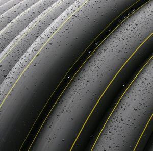 Труба полиэтиленовая (ПЭ 100) d=90mm (SDR 7,4 - SDR 26), толщина стенки 12,3-3,5 mm