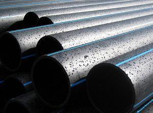 Трубы полиэтиленовые ПВД (вода/газ) напорные d=160 мм (SDR 7,4 - SDR 33)