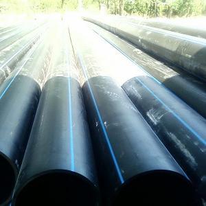 Трубы полиэтиленовые ПВД (PE 100) напорные (вода|газ) d=225 mm (SDR 7,4 - SDR 33)