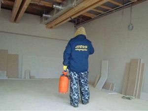 Огнезащитная обработка древесины и деревянных конструкций чердачных помещений