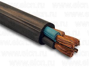 Кабель силовой гибкий КГ-ХЛ 1х10,0