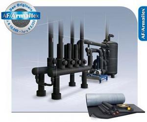 Armaflex (Армафлекс). ARMAFLEX ACe - теплоизоляция для систем кондиционирования, отопления