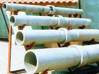 Напорная асбоцементная труба (ВТ-9) Д-100мм