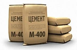 Цемент М400 Д20 (Мордовцемент)