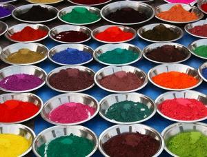 Окраска саморезов с прессшайбой порошковой краской