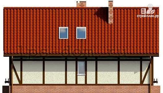 Фото 7: проект каркасный дом с террасой