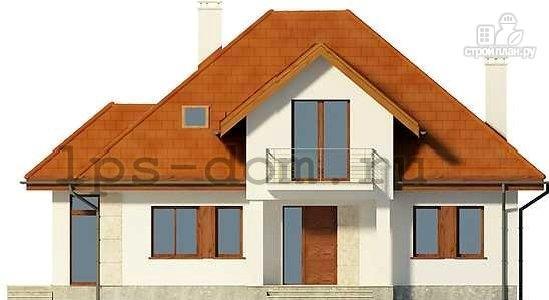 Фото 4: проект каркасный дом из высококачественной доски первого сорта 150х50