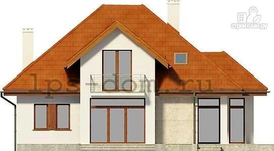 Фото 5: проект каркасный дом из высококачественной доски первого сорта 150х50