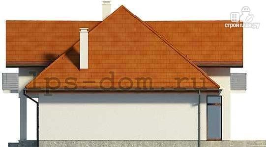 Фото 7: проект каркасный дом из высококачественной доски первого сорта 150х50
