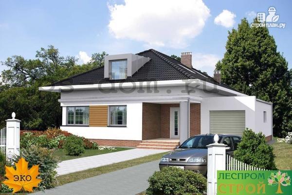 Фото 3: проект уютный дом в современном стиле, для большой семьи