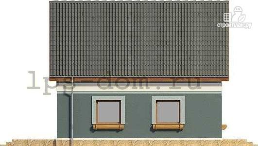 Фото 6: проект дом каркасный с гаражом