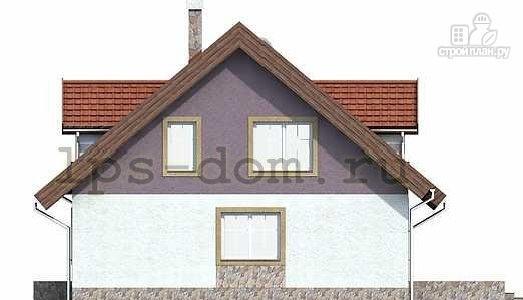 Фото 7: проект дом каркасный, с балконом