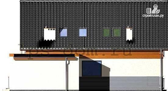 Фото 8: проект каркасный дом с гаражом