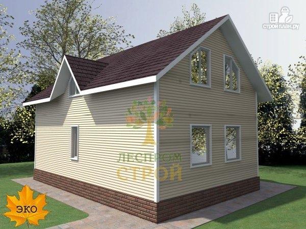 Фото 4: проект каркасный дом