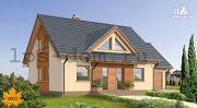 Проект загородный дом 9х14