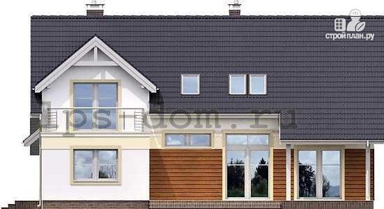 Фото 7: проект дом из бруса 150х150 мм