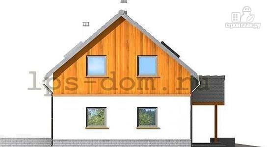 Фото 6: проект дом из бруса