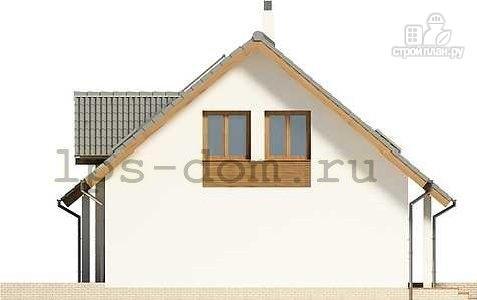 Фото 6: проект дом из бруса 150х150 мм
