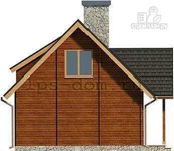 Фото 9: проект дом из бруса 150х150 мм