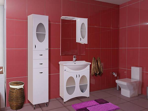 Фото Агата комплект мебели для ванной комнаты