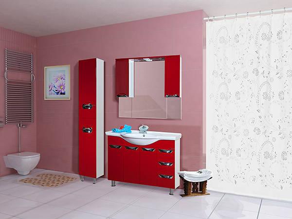 Фото Белла Люкс комплект мебели для ванной