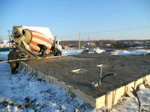 Противозамерзающая (противоморозная) добавка для бетона ПМП