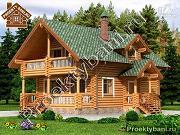 Фото: дом с баней
