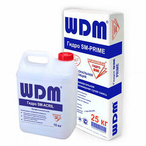 WDM Гидро SM Prime + Acril