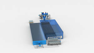 Оборудование для производства газобетонных блоков АСМ-100КА